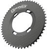 Rotor Q-Ring Road Aero Klinge Shimano 110mm 4-arm udvendig sort